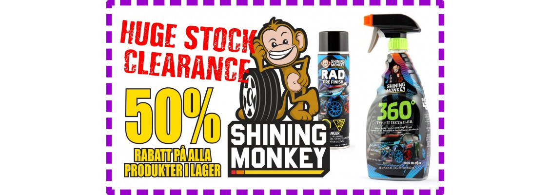 Shining Monkey SALE