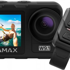 LAMAX W9.1 4K Actionkamera