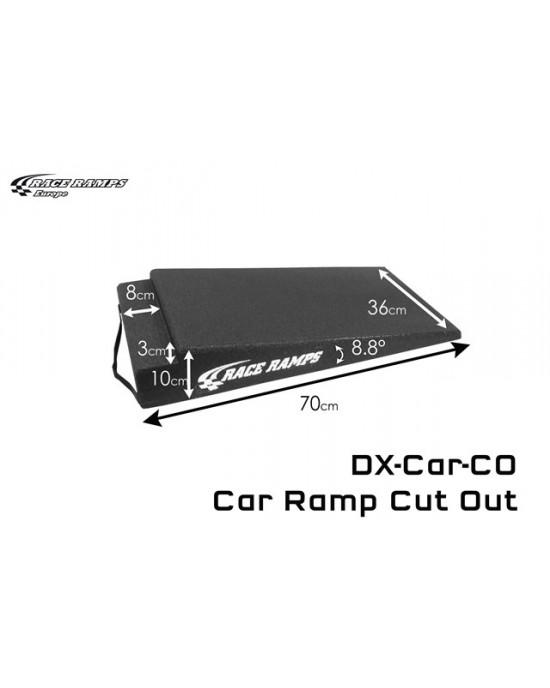 Car Ramp Cut Out