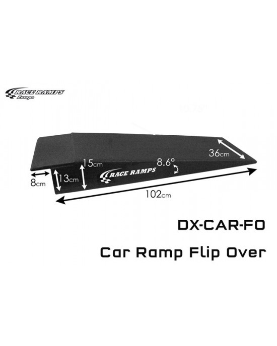 Car Ramp Flip Over
