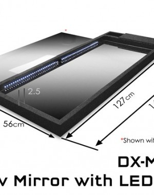 Show Mirror with LED