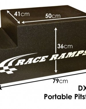 Port.Pitstop Ramp Blocks 4pcs