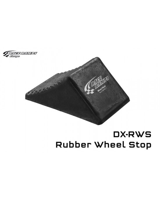 Rubber Wheel Stop 4st