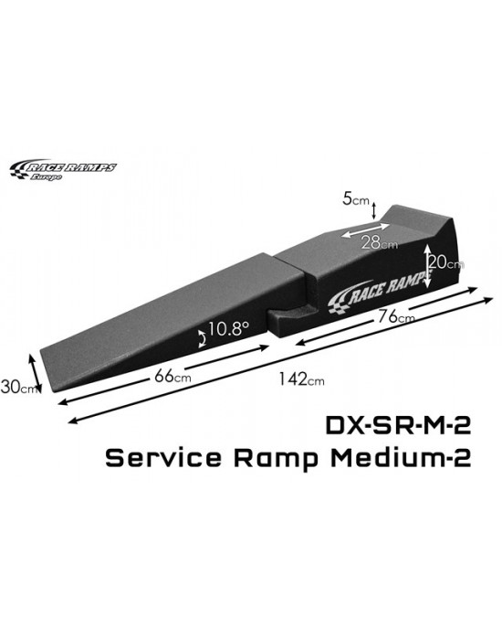 Service Ramp M 4st
