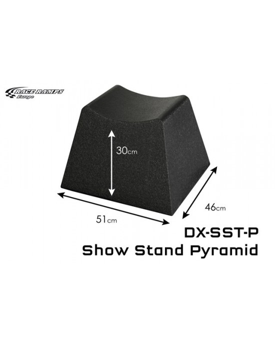 Show Stand Pyramid