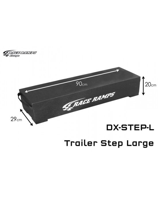 Trailer Step L 1st
