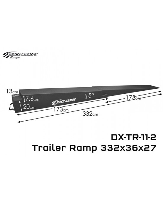 Trailer Ramp 332x36x27 4st