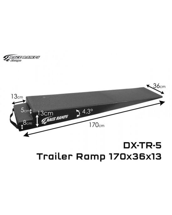 Trailer Ramp 117x36x13 2st