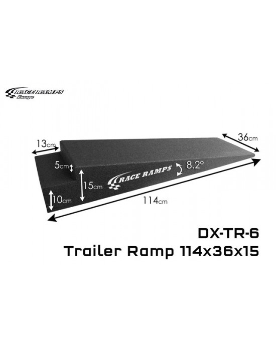 Trailer Ramp 114x36x15 2st