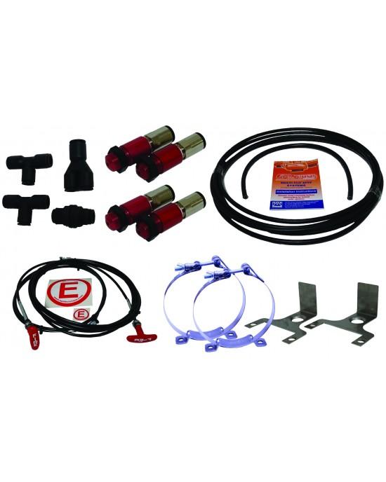 SPA FireSense 4L mek. sprinklersystem FIA