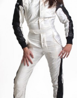 Toorace TRS1 FIA Racing Overall White/Black