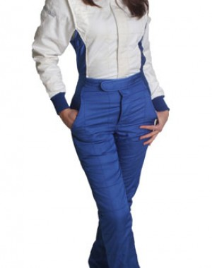 Toorace TRS2 FIA Racing Overall White/Blue