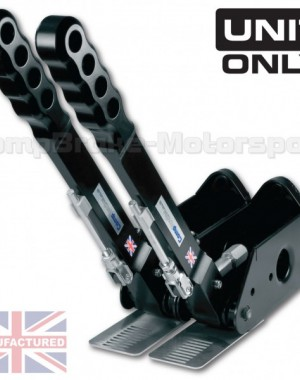 300mm Dual Vertical Hydraulic Handbrake Kit – 2-Handle 2-Cylinder [Standard Kit]