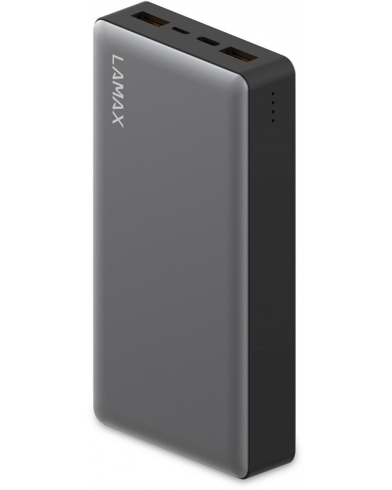 Lamax Power Bank 20 000 mAh Quick-Charge