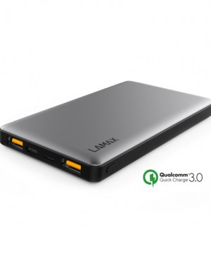 Lamax Power Bank 10 000 mAh Quick-Charge