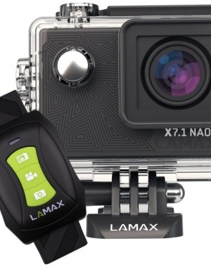 X7.1 Naos Action Cam