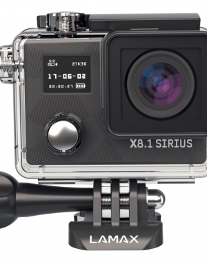 X8.1 Sirius Action Cam