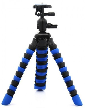 LAMAX Tripod Octopus Blue Medium