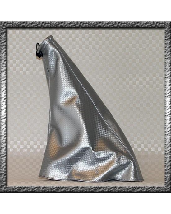 Damask Handbroms Silver Luisi