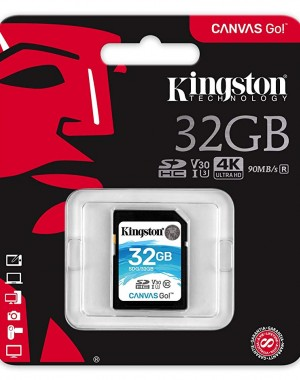 Memorycard Kingston 32 GB