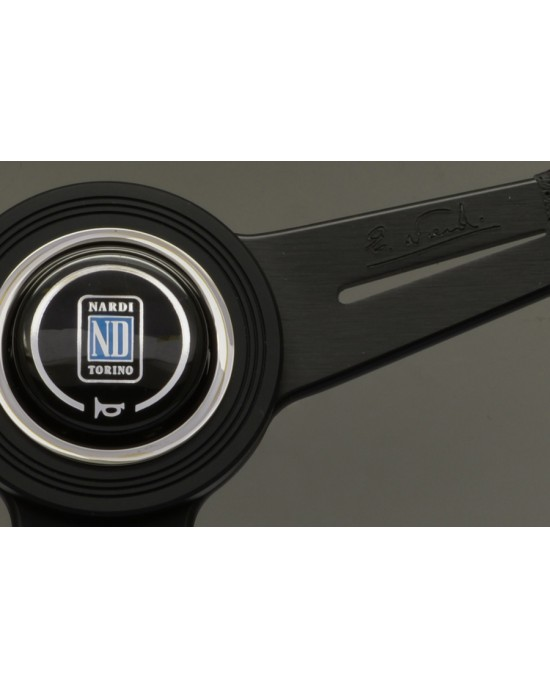 ND Classic 340 Läd Sv/Sv