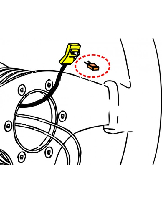 Airbagmotstånd Seabeach 3.6 Ohm