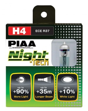 PIAA Night Tech H4 Par