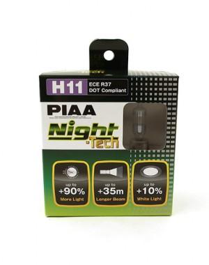 PIAA Night Tech H11 Par