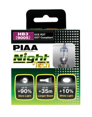 PIAA Night Tech HB3 Par
