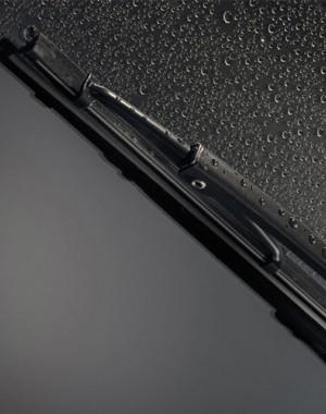 Wiper Silicon Black 380mm/15