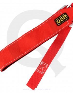 QSP Armstraps röd