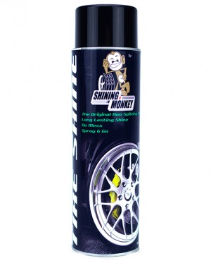 No-Spit Tire Shine 340g