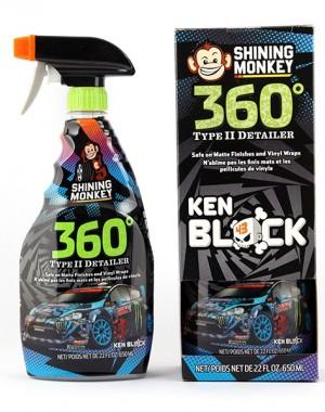 """""""Ken Block"""" 360°Detailer 650ml"""