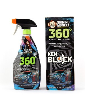 Ken Block 360 Detailer