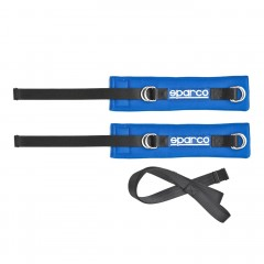 Sparco armstraps blue