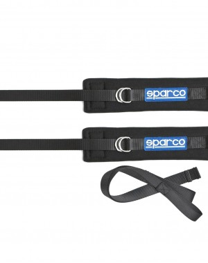 Sparco armstraps black
