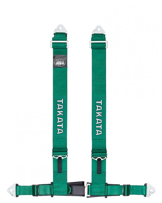 Takata Drift III 4P Grön S/S