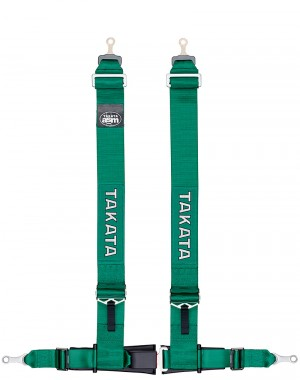 Takata Drift III 4P Green Bolt/Bolt