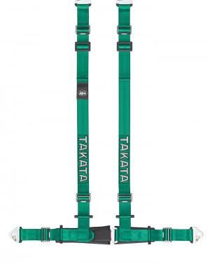 Takata Drift II 4P Grön S/S