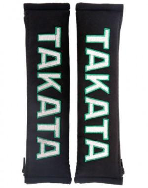 """Axelskydd Takata 2"""" Svart"""